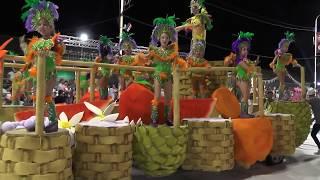 Comparsa Ráfaga 2019 - Primera noche - Carnaval de Concordia 2019