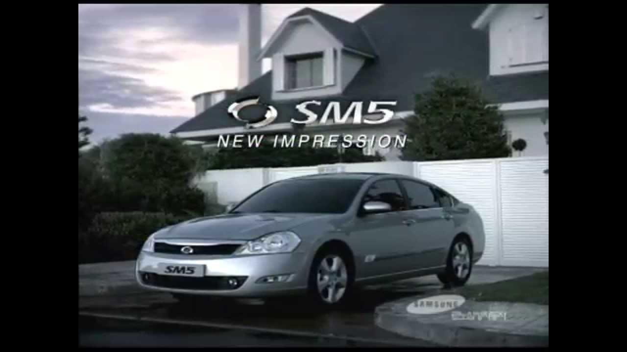 Renault Samsung SM5 2008 commercial 1 (korea) - YouTube