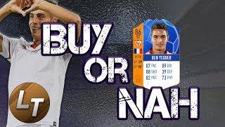 2EMOTM Ben Yedder!  |  Buy or Nah  |  FIFA 18 Player Review Series