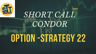 STT   Option Strategy 22  Short Call Condor  Stock Trading tutor