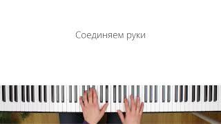 Занятие 6 из 6. Разбор песни Сoldplay - Сlocks Соединяем руки (its-easy.biz)
