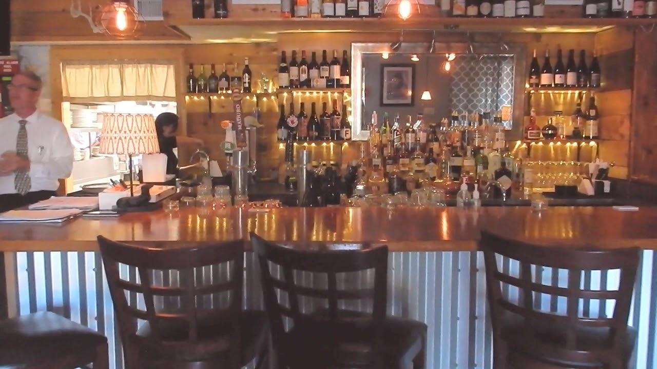 Blue Star Restaurant Vero Beach Fl Sept 21 2017 Ron Crider