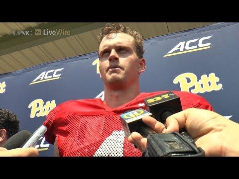 Pitt Football | Fall Camp Practice 19 | Max Browne