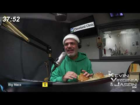 World Record Wednesday - Big Macs (03-18-2020)