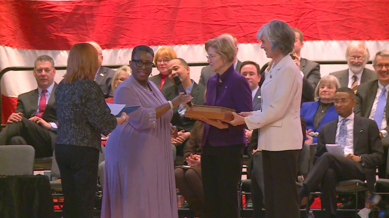 VIDEO & PHOTOS: Framingham Holds Small Flag Day Ceremony ...