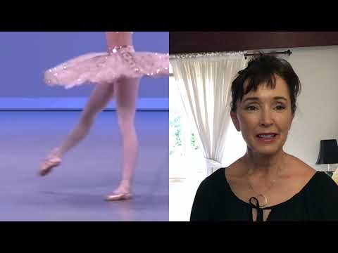 Why Is It Difficult To Learn A Ballet Variation Off Of YouTube?
