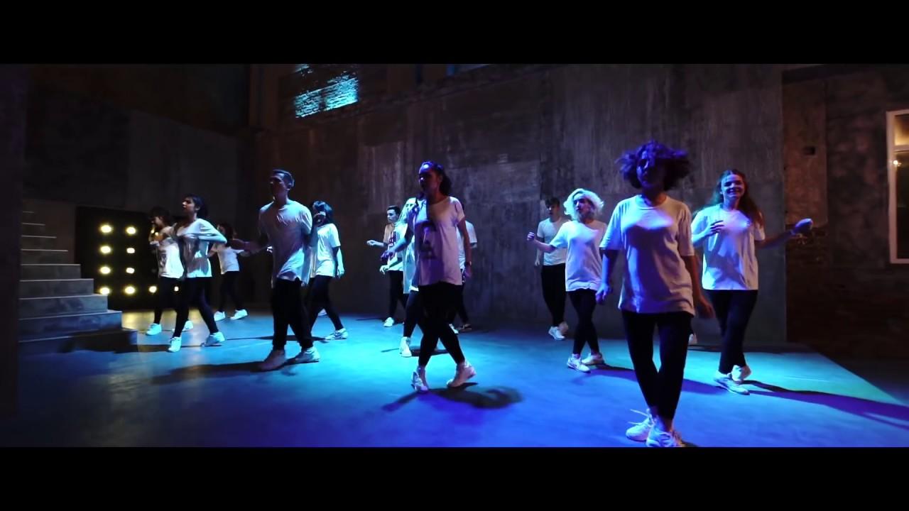 """Видео танец Шаффл! Очень круто! Потрясающе танцуют! Иванов Александр. Шк.Танцев """"9 ЗАЛОВ""""."""