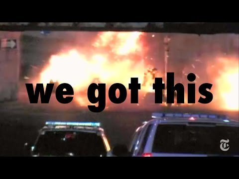 Thumbnail: an explosion in NYC