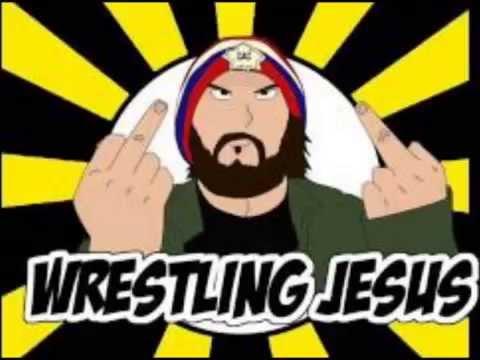 WrestlingJesus: The Album