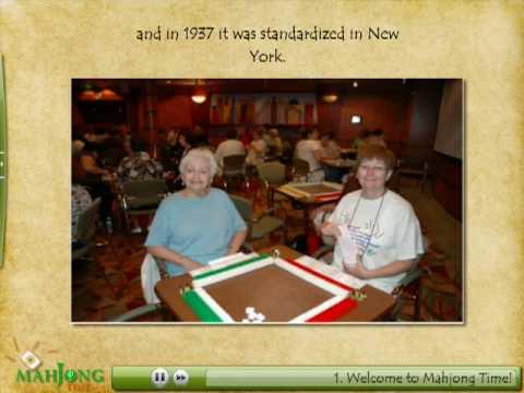 American Mahjong Demo