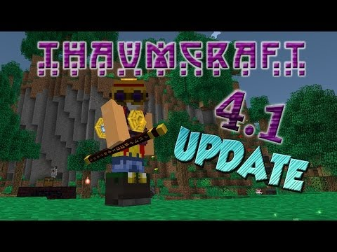 Thaumcraft 4 1 0 research changes | FunnyCat TV