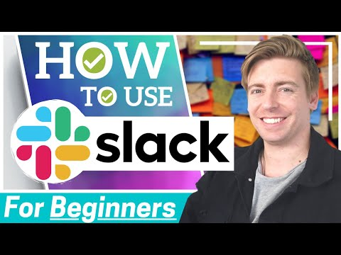 HOW TO USE SLACK | Business Communication Tool (Slack Tutorial for Beginners) 2020