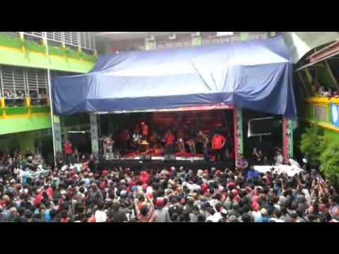 Momonon Rambo Itu Romeo Live in Bekasi