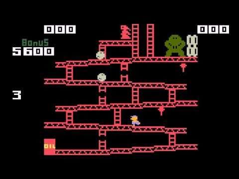 Donkey Kong - Intellivision