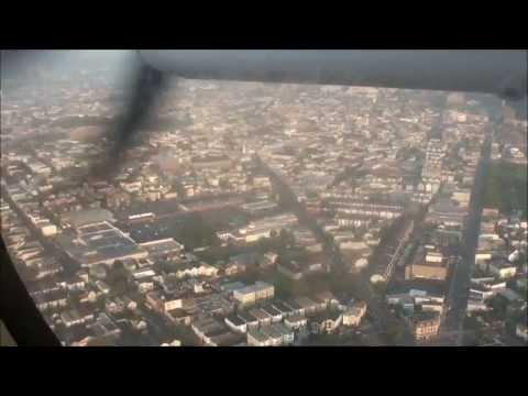 United Express Dash 8 Q400 Landing In Newark (KEWR) *HD*