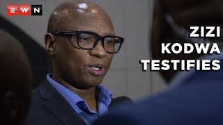 Taking the stand at the Zondo commission of inquiry into state capture, deputy minister of state security and former ANC spokesperson Zizi Kodwa gave the commission more details on various amounts of money and other favours he received from former EOH executive Jehan Mackay.