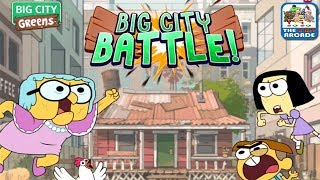 Big City Greens: Big City Battle! - Fight For Your Right To Become A Green (Disney Games)