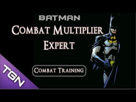 batman arkham knight combat tutorial