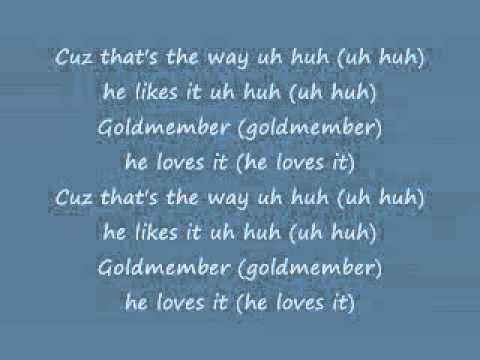 hay goldmember by beyonce lyrics