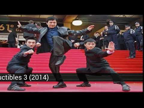 TOP 78 Películas de Jackie Chan