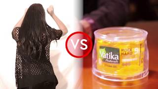 Vatika Styling Hair Gel vs Hot Girlfriend