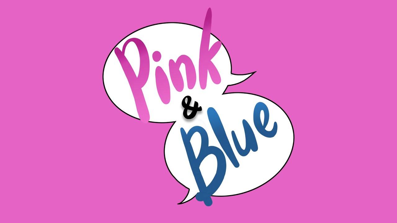 Pink & Blue Animated Short