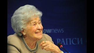 Ирина Антонова: мы отдали Германии всё самое ценное