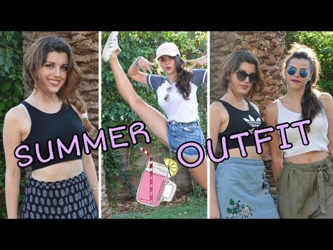 SUMMER OUTFIT IDEAS | Double C Blog