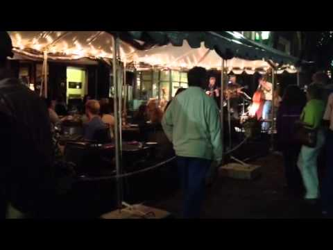 Will Patton Ensemble Performs at Leunig's