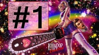 Lollipop Chainsaw | Let