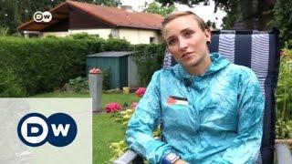 عداءة من أب فلسطيني وأم ألمانية ت تشارك في أولمبياد ريو | الأخبار