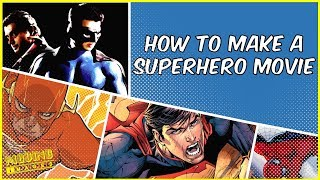 How to Make a Superhero Film in Tamil | Video Essay with Tamil Subtitles