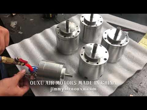 QMY020 Vane air motor Made in China