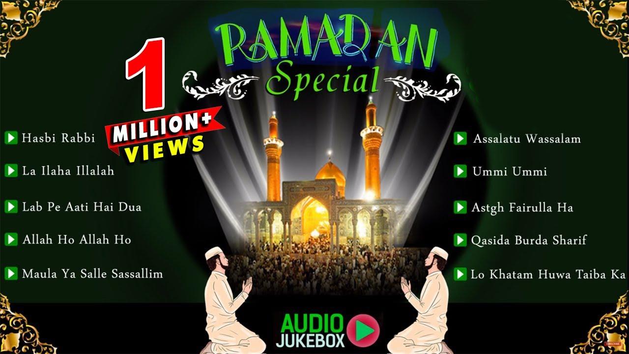 Ramadan Special   Non Stop Best Islamic Songs   Jukebox   Top Ramzan Naat  2015