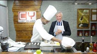Chef Yohanis ሼፍ ዮሃንስ : Fusion Cuisine With The Italian Ambassador, H.E Giuseppe Mistretta
