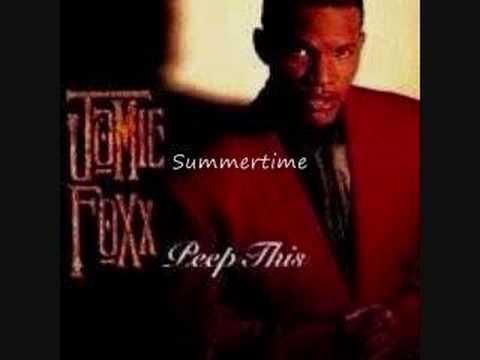 """Jamie Foxx """"Summertime"""""""