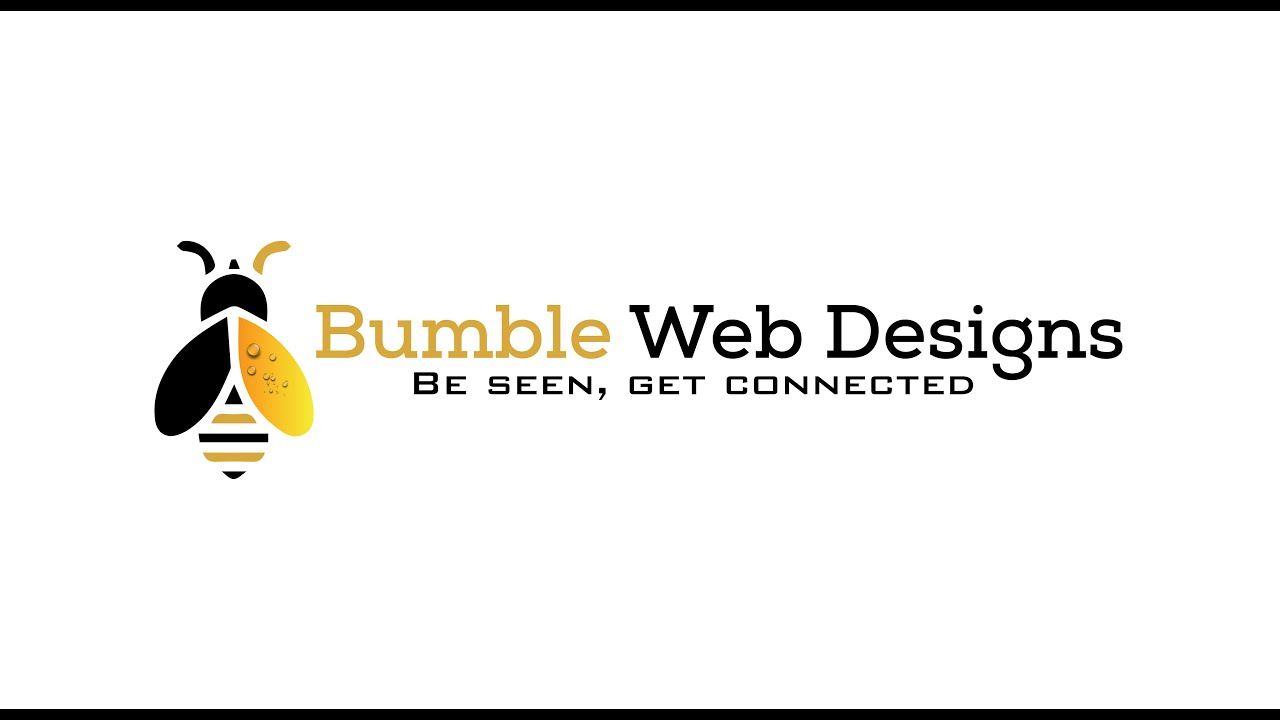Bumble Web Designs Introduction Youtube