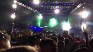 Avicii Rob Dougan - Clubbed To Death w/ ID intro EDCNY 5/19/12