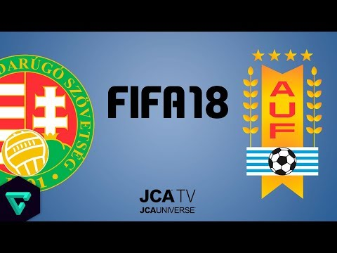 Hungary vs. Uruguay | Friendly pre 2017 JCA World Cup Germany | FIFA 18