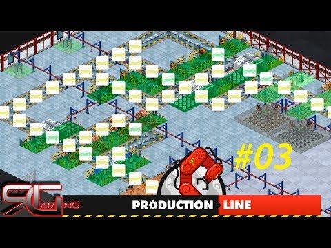 Production Line - Repartir as linhas de produção | Episódio-#03 PT