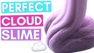 PERFECT FLUFFY CLOUD SLIME!