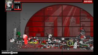 Madness Proyerct Nexus el boss mas dificil por aora