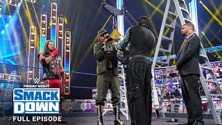 WWE SmackDown Full Episode, 25 September 2020