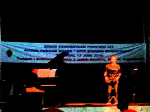 Leo Damar Kandela - Audisi Bass gbn 2010 Jogjakarta
