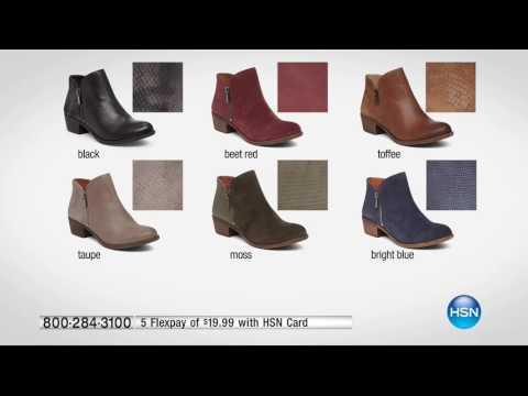 HSN | Lucky Brand Footwear Premiere 09.26.2016 - 05 PM