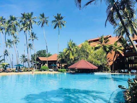 Royal Palms Beach Hotel****, Kalutara, Sri Lanka