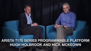 Arista 7170 Series Programmable Platform Hugh Holbrook and Nick McKeown