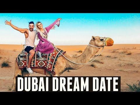 We CREATED Her Dream Date!! - DUBAI Travel Vlog