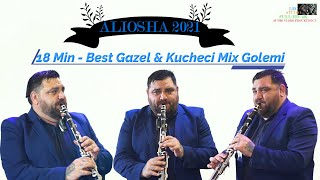 ALIOSHA 2021 🎷 18 Min - Best Gazel & Kucheci Mix Golemi 🎷 🎶 New 2021 🎶 ♫ █▬█ █ ▀█▀ ♫