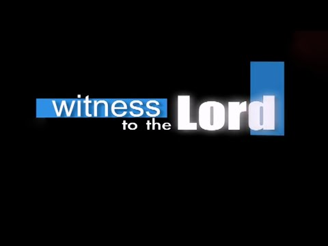 Witness To The Lord, Divine Retreat Centre, Goodness TV English